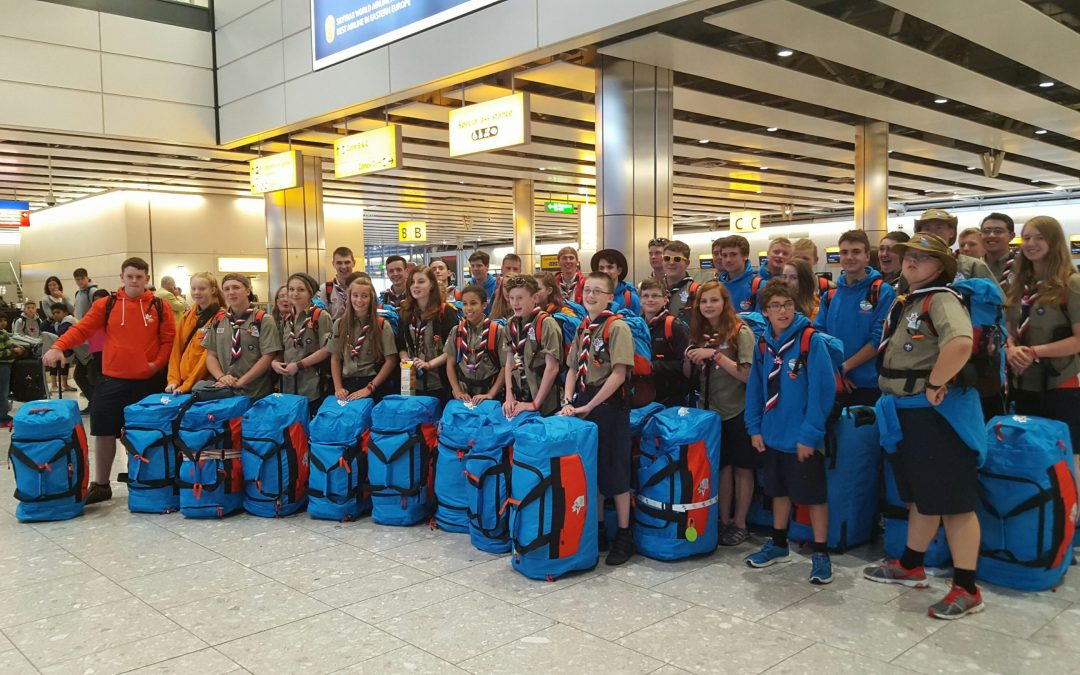 Taking 4,027 Scouts on a once-in-a-lifetime adventure in Japan
