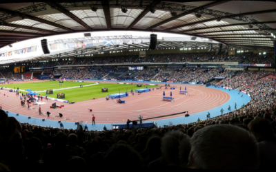 6 record breaking moments from the Commonwealth Games