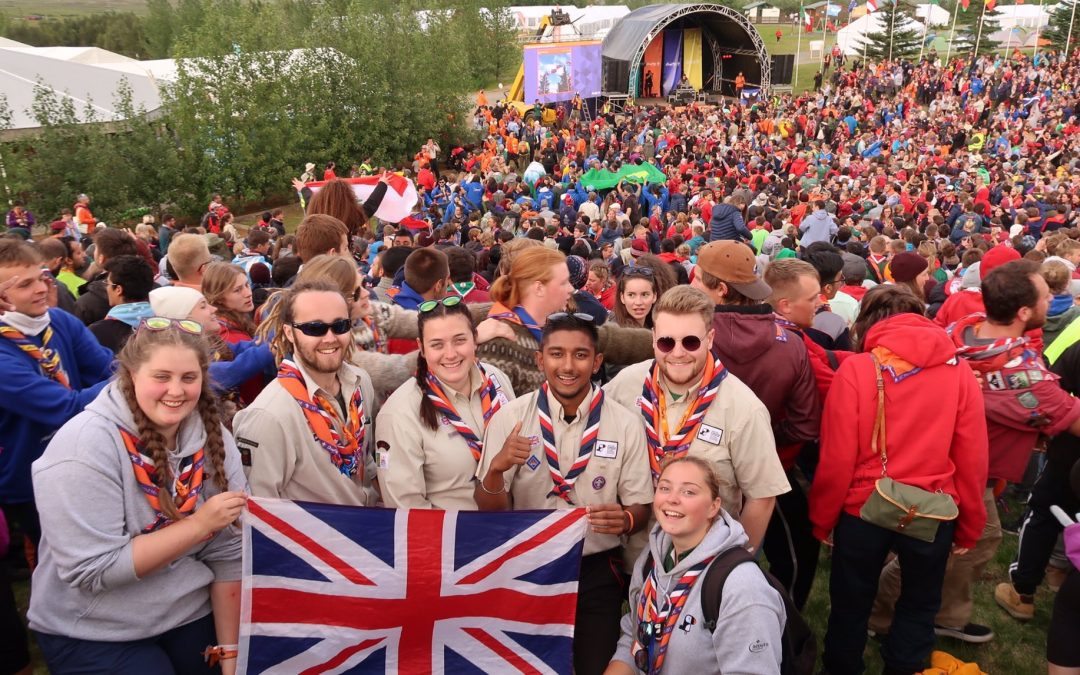 15th World Scout Moot Iceland (2017)