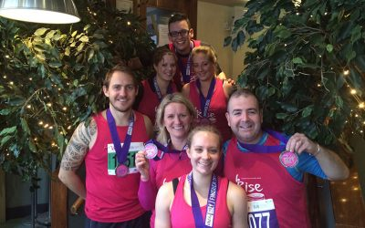 Brighton Half Marathon In Aid Of Rise